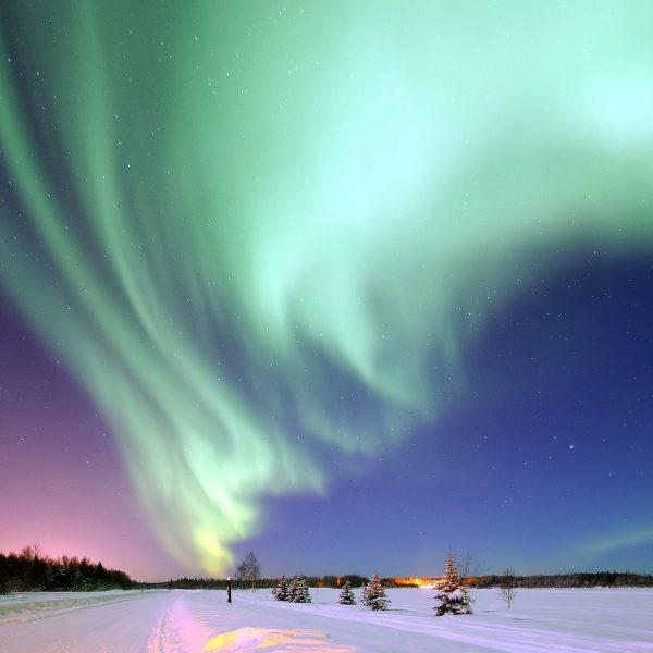 laponia auroras boreales viaje agencia
