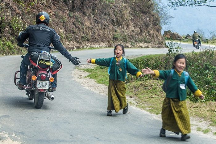 Bhutan en Moto Motorcycle Tour