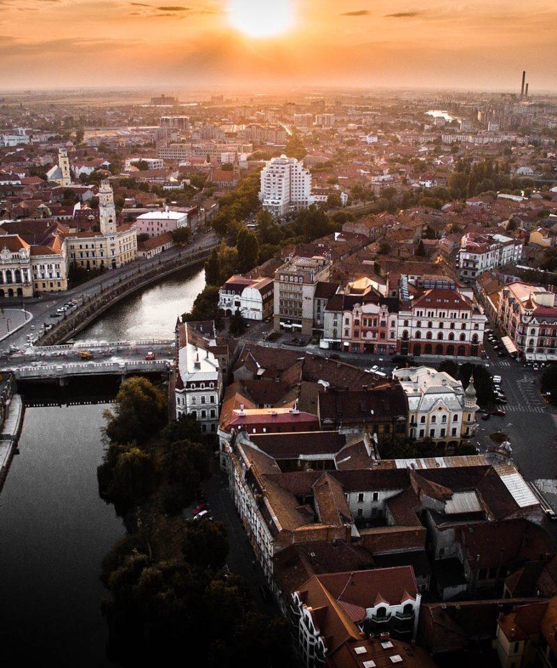 Viaje a Rumanía desde Valladolid